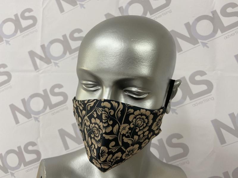 маска за лице от плат, защитни/предпазни маски от текстил
