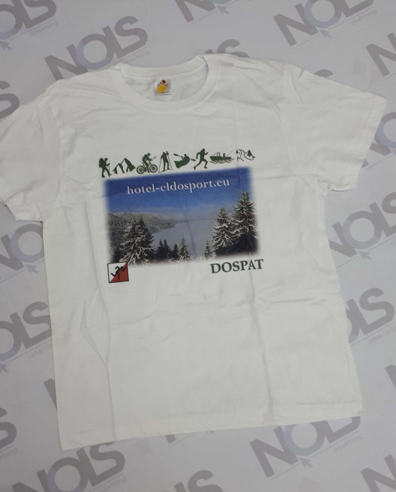 Печат рекламни тениски